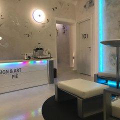 Отель Design&Art Pie Италия, Рим - отзывы, цены и фото номеров - забронировать отель Design&Art Pie онлайн спа