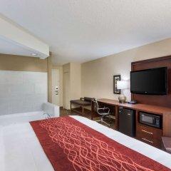 Отель Super 8 Kings Mountain Южный Бельмонт удобства в номере