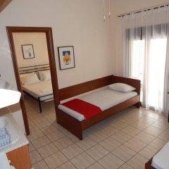 Отель Kripis Studio Pefkohori Греция, Пефкохори - отзывы, цены и фото номеров - забронировать отель Kripis Studio Pefkohori онлайн комната для гостей фото 4