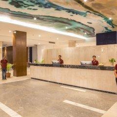 Отель Pawan Palace Lumbini Непал, Лумбини - отзывы, цены и фото номеров - забронировать отель Pawan Palace Lumbini онлайн интерьер отеля фото 3