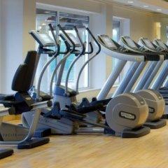 Отель Hyatt Regency Dubai фитнесс-зал фото 4