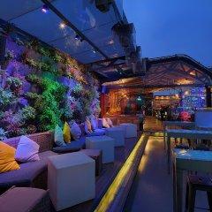 Отель Silverland Central - Tan Hai Long Хошимин гостиничный бар