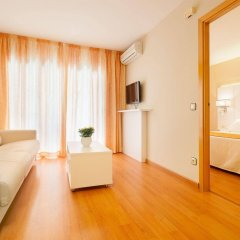 Отель Beverly Park & Spa Испания, Бланес - 10 отзывов об отеле, цены и фото номеров - забронировать отель Beverly Park & Spa онлайн комната для гостей фото 4