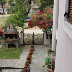 Отель House With 3 Bedrooms in Nikiti, With Enclosed Garden and Wifi фото 9
