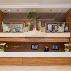 Отель Richmond Ephesus Resort - All Inclusive Торбали интерьер отеля фото 3