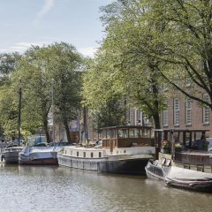 Отель The Wittenberg Нидерланды, Амстердам - отзывы, цены и фото номеров - забронировать отель The Wittenberg онлайн приотельная территория