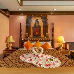 Отель Aonang Ayodhaya Beach Таиланд, Ао Нанг - отзывы, цены и фото номеров - забронировать отель Aonang Ayodhaya Beach онлайн комната для гостей фото 3
