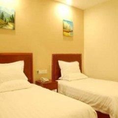 Отель GreenTree Inn Fujian Xiamen University Business Hotel Китай, Сямынь - отзывы, цены и фото номеров - забронировать отель GreenTree Inn Fujian Xiamen University Business Hotel онлайн комната для гостей фото 4