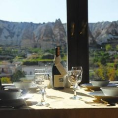 Guven Cave Hotel Турция, Гёреме - 2 отзыва об отеле, цены и фото номеров - забронировать отель Guven Cave Hotel онлайн питание фото 3