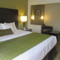 Отель Comfort Suites Hilliard Хиллиард комната для гостей фото 2