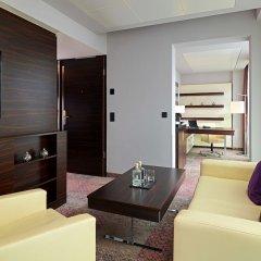Отель Radisson Blu Hotel, Leipzig Германия, Лейпциг - отзывы, цены и фото номеров - забронировать отель Radisson Blu Hotel, Leipzig онлайн комната для гостей фото 5