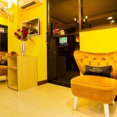 Отель Le Clarita Бангкок интерьер отеля