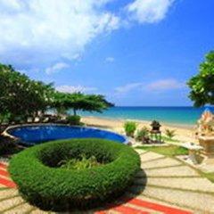 Отель Maya Koh Lanta Resort пляж