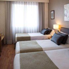 Отель Catalonia Albeniz Барселона комната для гостей фото 3