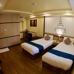 Отель Kathmandu Guest House by KGH Group Непал, Катманду - 1 отзыв об отеле, цены и фото номеров - забронировать отель Kathmandu Guest House by KGH Group онлайн сейф в номере
