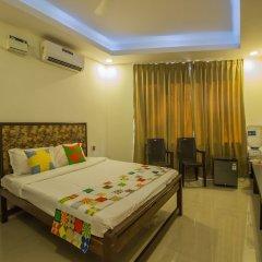 Отель OYO 11875 Home Exotic Stay Siolim Гоа сейф в номере