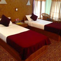 Отель Himalayan Deurali Resort Непал, Лехнат - отзывы, цены и фото номеров - забронировать отель Himalayan Deurali Resort онлайн комната для гостей фото 2