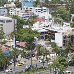 Отель Sands Acapulco Акапулько городской автобус