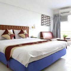 Отель OYO 845 L.A.Tower Hotel Таиланд, Бангкок - отзывы, цены и фото номеров - забронировать отель OYO 845 L.A.Tower Hotel онлайн комната для гостей