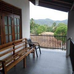 Отель Vista Rooms Dammarakkitha Road балкон