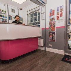 Отель Smart Camden Inn Hostel Великобритания, Лондон - отзывы, цены и фото номеров - забронировать отель Smart Camden Inn Hostel онлайн интерьер отеля фото 2
