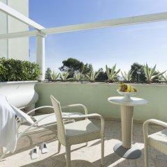 Отель De Londres Италия, Римини - 9 отзывов об отеле, цены и фото номеров - забронировать отель De Londres онлайн балкон