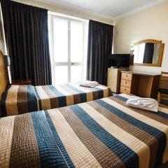 Отель Coral Hotel Мальта, Сан-Пауль-иль-Бахар - 2 отзыва об отеле, цены и фото номеров - забронировать отель Coral Hotel онлайн комната для гостей