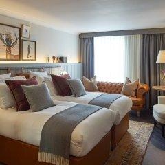 Kimpton Charlotte Square Hotel 5* Улучшенный номер с разными типами кроватей