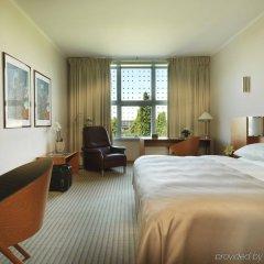 Отель Hilton Munich Airport комната для гостей фото 3