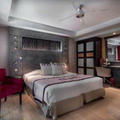 Отель Manava Suite Resort Пунаауиа комната для гостей фото 5