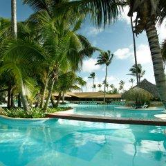 Отель Grand Palladium Punta Cana Resort & Spa - Все включено Доминикана, Пунта Кана - отзывы, цены и фото номеров - забронировать отель Grand Palladium Punta Cana Resort & Spa - Все включено онлайн бассейн