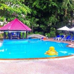 Swiss Palm Beach Hotel бассейн фото 3