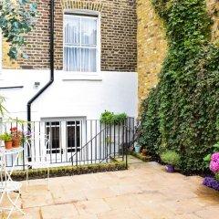 Отель Stylish 1 Bedroom Flat With A Beautiful Garden Лондон фото 12