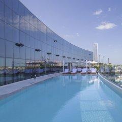 Отель The Abu Dhabi Edition бассейн фото 3