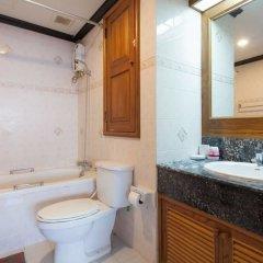 Отель Patong Tower Holiday Rentals Патонг ванная фото 2