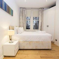 Отель Spacious Flat In Central London комната для гостей фото 2