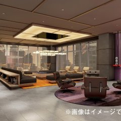 Отель Via Inn Hakataguchi Ekimae Хаката интерьер отеля