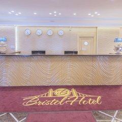Гостиница Бристоль интерьер отеля фото 2