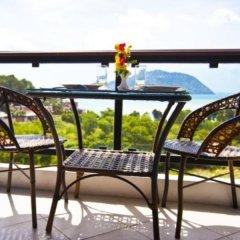 Отель Thai Boutique Resort балкон