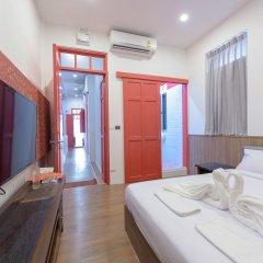 Отель Ama Hostel Bangkok Таиланд, Бангкок - отзывы, цены и фото номеров - забронировать отель Ama Hostel Bangkok онлайн комната для гостей
