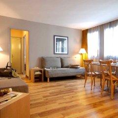 Отель Aparthotel Adagio Paris Montmartre комната для гостей фото 3