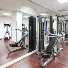 Отель NH Amsterdam Centre фитнесс-зал фото 4