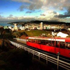 Отель InterContinental Wellington пляж фото 2