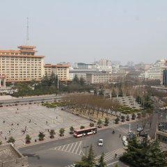Отель Aurum International Hotel Xi'an Китай, Сиань - отзывы, цены и фото номеров - забронировать отель Aurum International Hotel Xi'an онлайн балкон