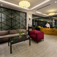 Quoc Hoa Premier Hotel интерьер отеля фото 2