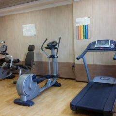 Отель Alfa Fiera Hotel Италия, Виченца - отзывы, цены и фото номеров - забронировать отель Alfa Fiera Hotel онлайн фитнесс-зал фото 2