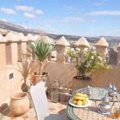 Отель Riad Adarissa Марокко, Фес - отзывы, цены и фото номеров - забронировать отель Riad Adarissa онлайн балкон