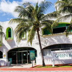 Отель Hostel Cancun Natura Мексика, Канкун - отзывы, цены и фото номеров - забронировать отель Hostel Cancun Natura онлайн бассейн фото 2