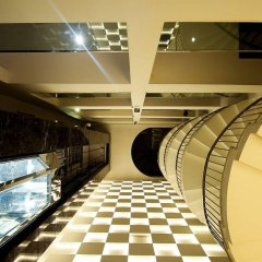 Отель The Prime Balaji Deluxe @ New Delhi Railway Station интерьер отеля