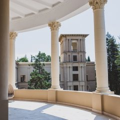 Amra Park Hotel & Spa балкон